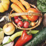 渋めの野菜